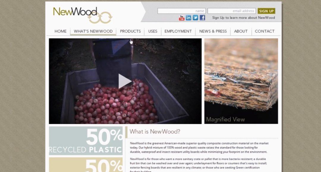 NewWood Website