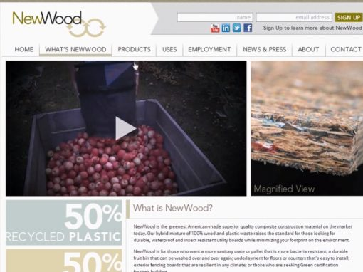 NewWood Website