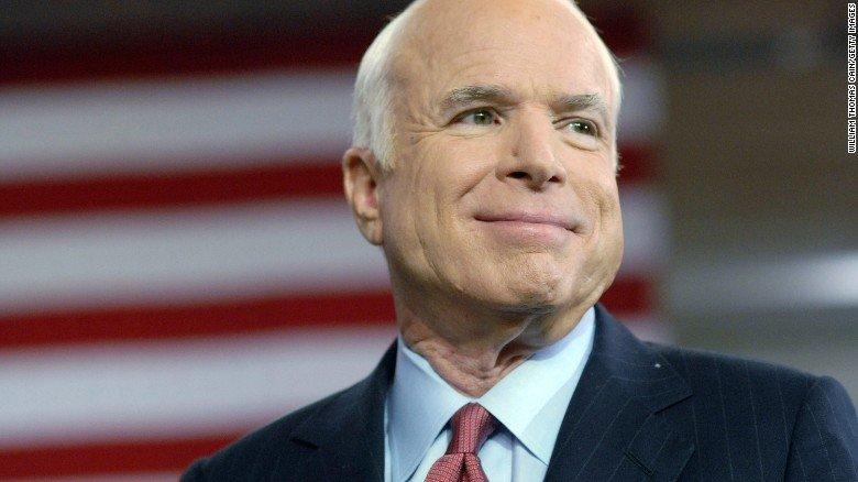 Valuable Lessons In John McCain's Story