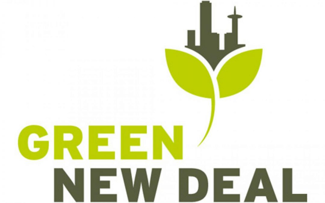 The Green New Deal Won't Pass In 2019. Here's Why That's A Good Thing.