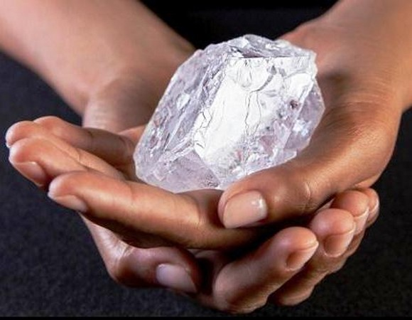 Star of Sierra Leone Diamond
