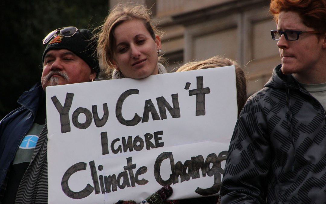 Will Climate Change Be An Issue In 2020?