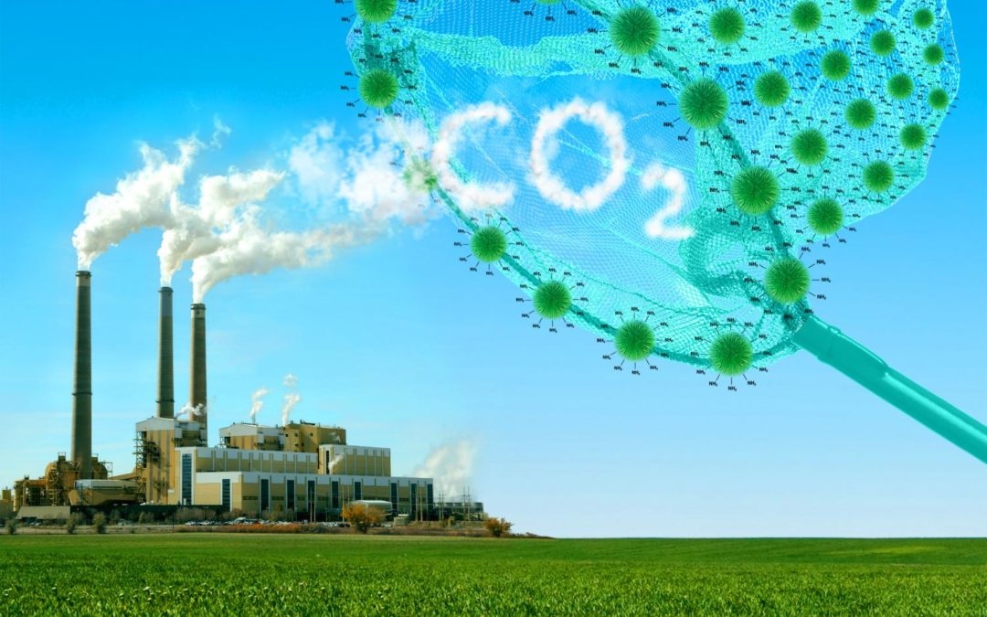 Is Carbon Capture Coming Of Age?