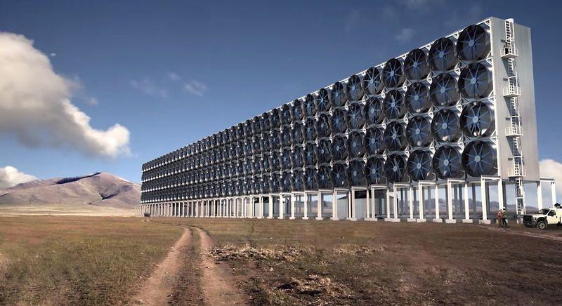 Carbon Engineering, Ltd technology