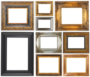 Put Your Brand Story In Frames